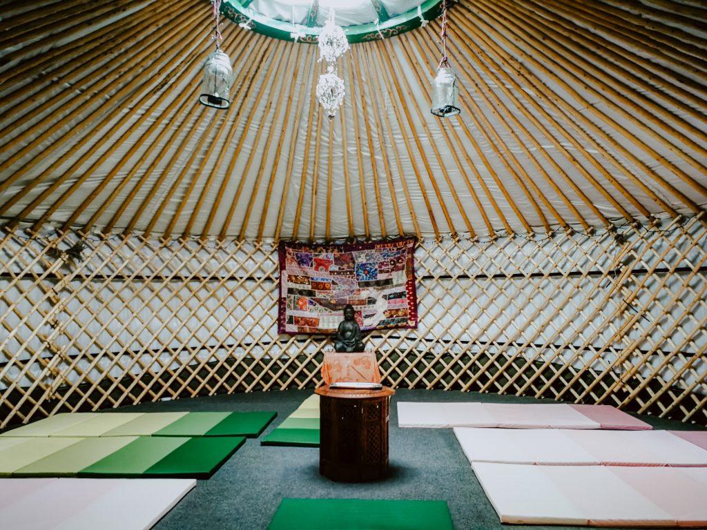 Meditation Setup